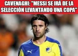 Enlace a Messi no se irá de la selección sin levantar una copa