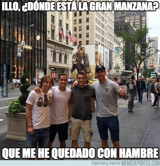 894182 - .@SergioRamos perdido en Nueva York