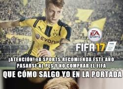 Enlace a Atención a la recomendación de este año para los usuarios de Fifa