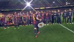 Enlace a Alexandre Song se desvincula del F.C Barcelona y ficha por el Rubin Kazan