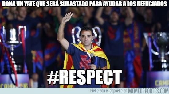 894268 - #RESPECT para Don Xavi Hernández
