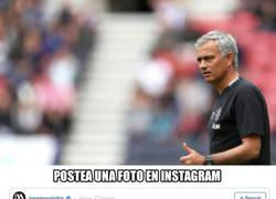 Enlace a Los fans de Schweinsteiger van a por Mourinho