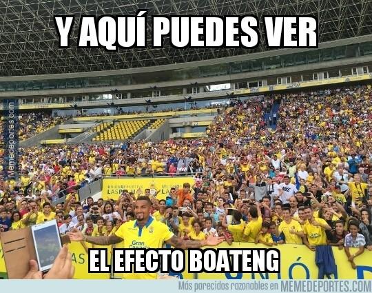 894416 - Boateng lo está petando en Las Palmas
