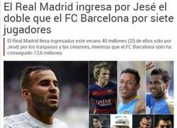 Enlace a ¿Noticia favorable al Madrid en el Sport?