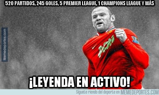 895044 - 520 partidos, 245 goles, 5 Premier League, 1 Champions League y más