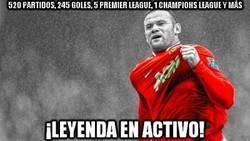 Enlace a 520 partidos, 245 goles, 5 Premier League, 1 Champions League y más