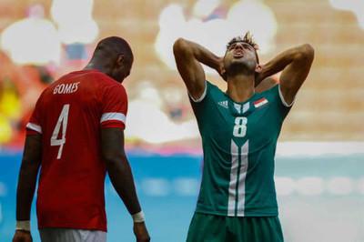 895072 - Resumen de la primera jornada del futbol de los Juegos Olimpicos