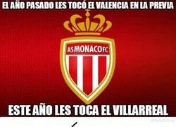 Enlace a Al Mónaco últimamente no se le dan bien los equipos españoles