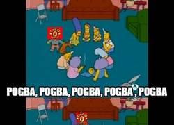 Enlace a Así está ahora mismo el culebrón Pogba