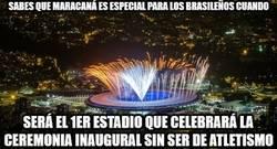 Enlace a Maracaná es especial para los brasileños