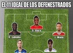 Enlace a El 11 ideal de los defenestrados de Mourinho
