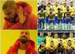 Enlace a De momento, la Selección femenina de Brasil, es la que da la cara por el fútbol brasileño