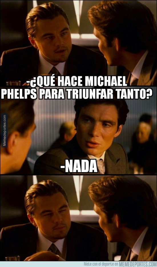 895856 - El secreto de Michael Phelps