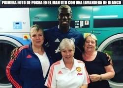 Enlace a Pogba sigue dando guiños al Madrid
