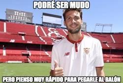 Enlace a El Mudo Vázquez sorprende al Madrid