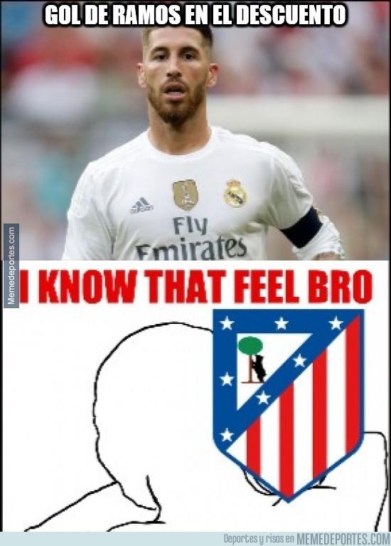 896345 - Otra vez Ramos en el tiempo extra... ahora al Sevilla