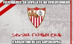Enlace a El Sevilla más argentino