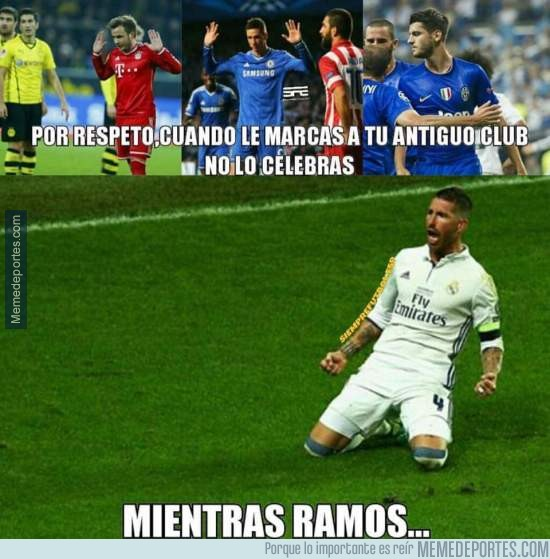 896659 - Sergio Ramos va a lo suyo