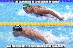 Enlace a Nadie puede con Phelps