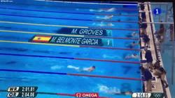 Enlace a GIF: ¡¡Oro para Mireia Belmonte en 200m mariposa!!