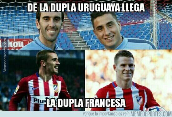 896916 - ¡Vaya duplas tiene el Atlético esta temporada!