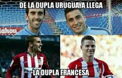 Enlace a ¡Vaya duplas tiene el Atlético esta temporada!