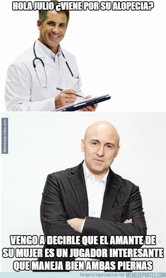 896990 - Maldini en la consulta del médico