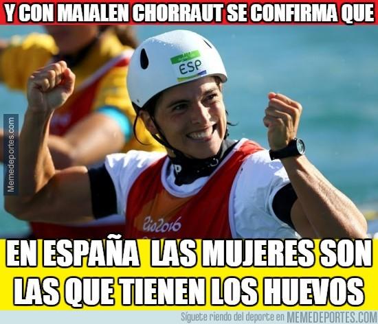 897004 - Las mujeres mandan en el deporte español