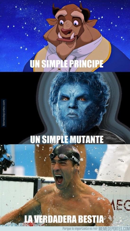 897074 - No hay suficientes elogios para Michael Phelps