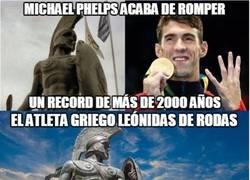 Enlace a Phelps: El gran campeón olímpico de toda la historia