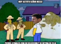 Enlace a CONFIRMADO: ¡Messi sigue en la selección argentina!