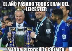 Enlace a Injusto para el Leicester...