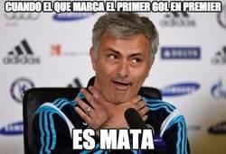 Enlace a Drama para Mourinho