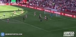 Enlace a GIF: ¡Que jugada! Coutinho a Wijnaldum y gol de Lallana