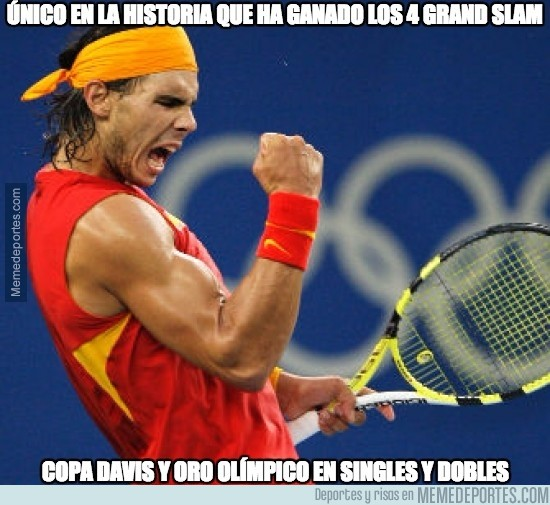 898042 - Simplemente Don Rafael Nadal