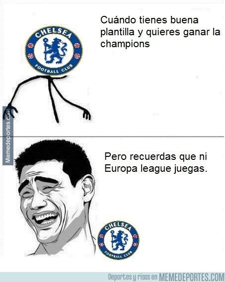 898149 - Pobre Chelsea :(