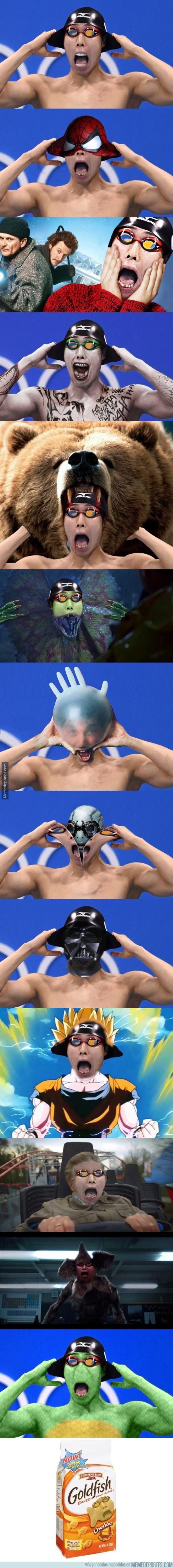 898435 - Internet trollea a nadador japonés ganador de un oro… Ya no hay respeto