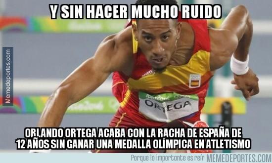 898609 - Sin palabras con los 110m vallas de Orlando Ortega, ¡ENORME!