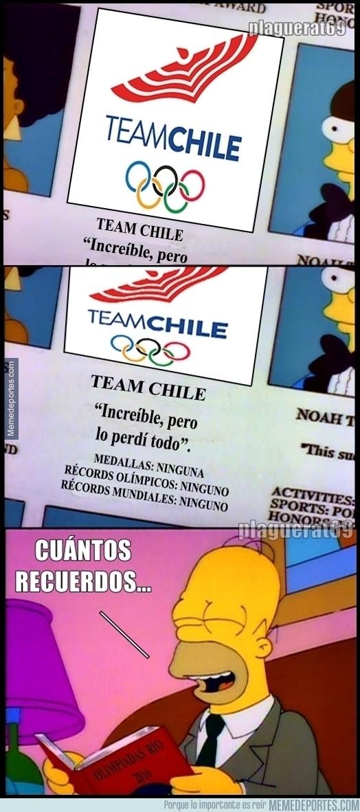 898662 - Chile en los JJOO