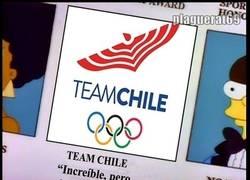 Enlace a Chile en los JJOO