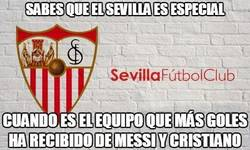 Enlace a Sevilla tiene algo especial