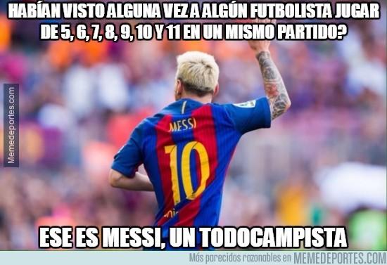 898918 - Lo de Messi es IMPRESIONANTE
