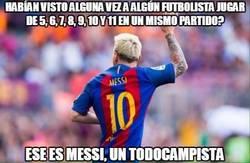 Enlace a Lo de Messi es IMPRESIONANTE
