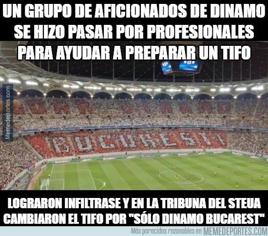 899003 - Los del Dinamo son unos verdaderos trolls
