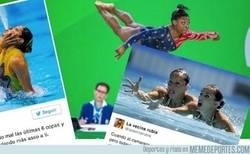 Enlace a La vida explicada con fotos olímpicas. Por @lavecinarubia