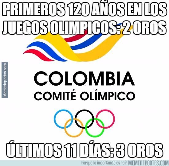899471 - Primeros 120 años en los juegos olimpicos: 2 oros