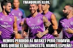 Enlace a Ramos todavía tiene esperanzas