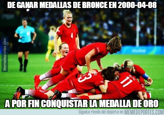 899586 - Alemania conquista su primer oro en fútbol femenino tras vencer a Suecia en la final de Rio 2016