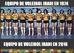 Enlace a Las cosas no siempre fueron iguales para las iraníes