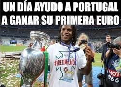 Enlace a Renato Sanches está on fire